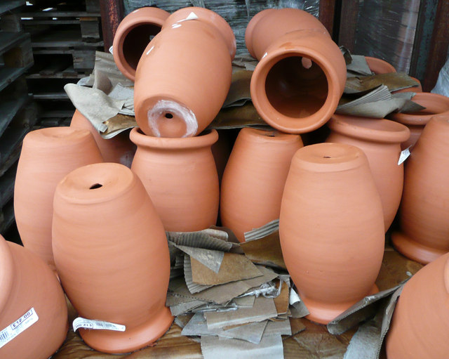 Unwanted pots