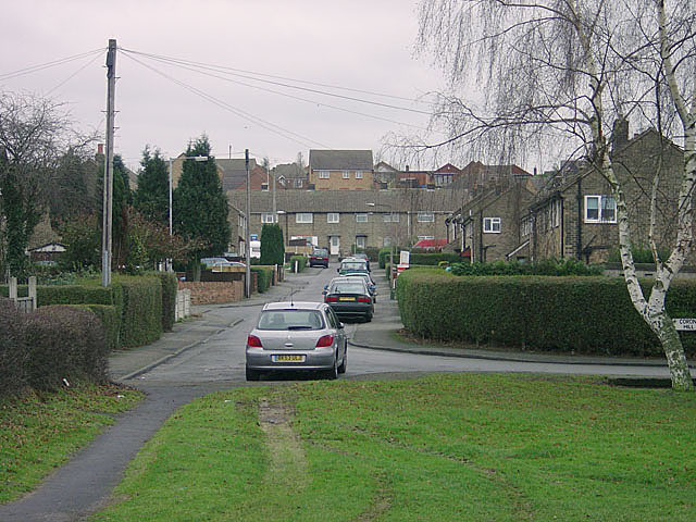 Bestwood Village, Coronation Road