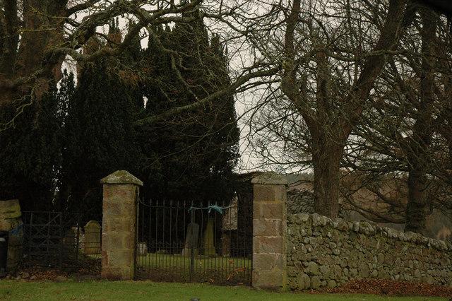 Barevan Churchyard entrance