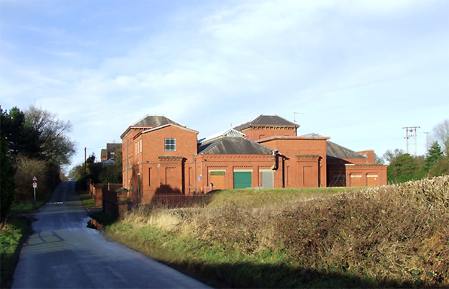 Ashwood Water Pumping Station, Staffordshire
