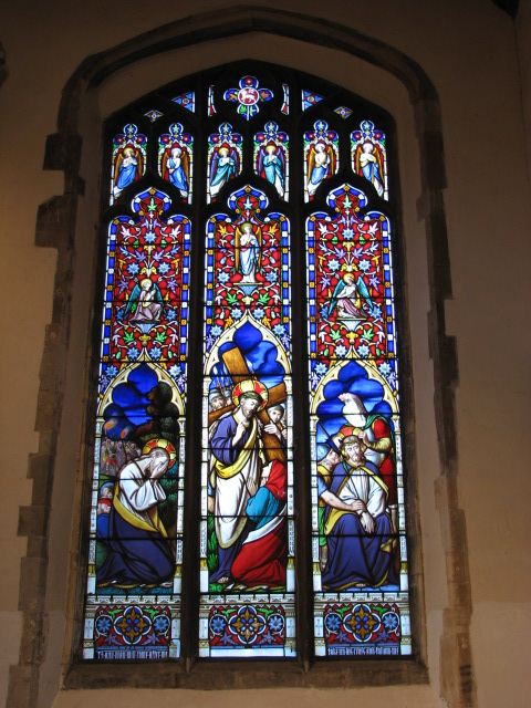 St Mary's church - Victorian stained glass