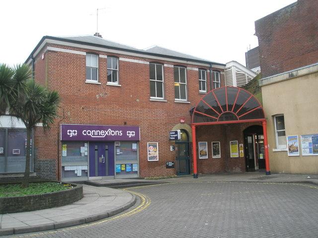 British Transport Police Station