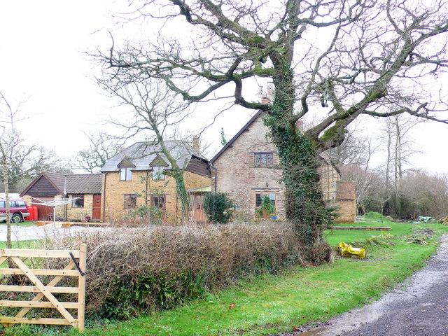 Wood Dairy Farm Haselbury Plucknett