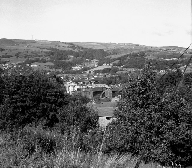 View over Todmorden from 936237