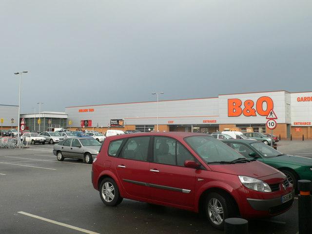 Queensferry Retail Park