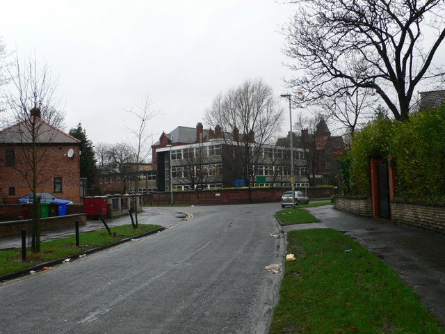 Lower Park Road, Rusholme