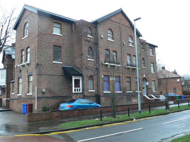 Denison Court, Rusholme