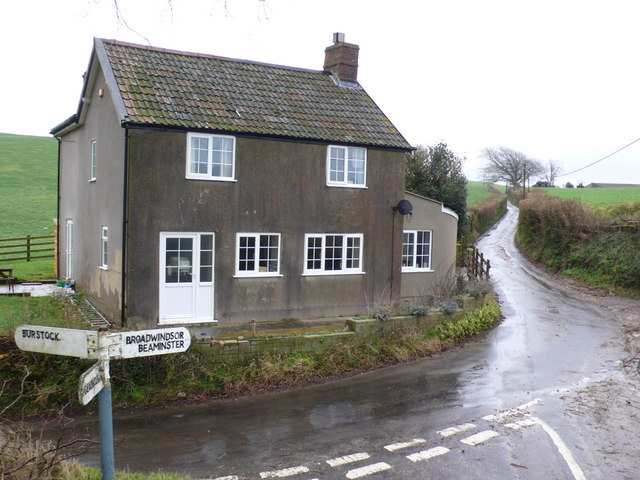 Pound cottage near Burstock