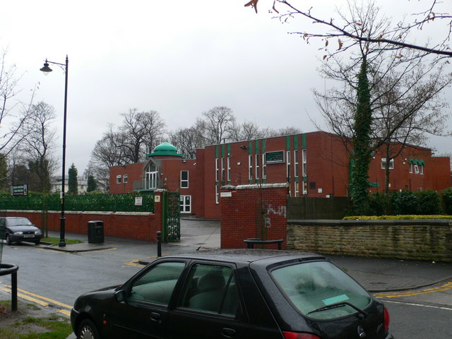 Manchester Central Mosque and Islamic Centre