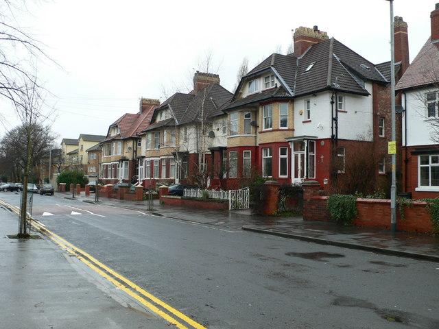 Denison Road housing