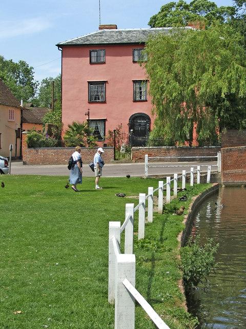 Village Green, Finchingfield
