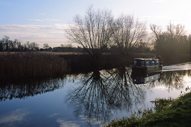 Leisure activity on the Cam