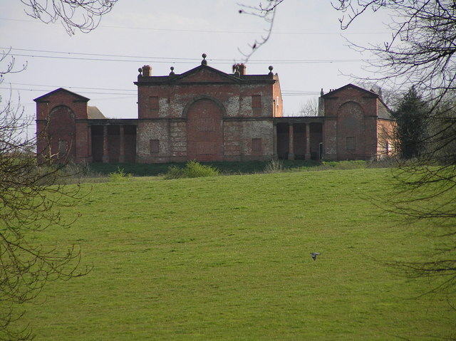 The Sham House from Chillington Estate