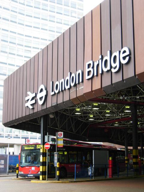 London Bridge Bus Station