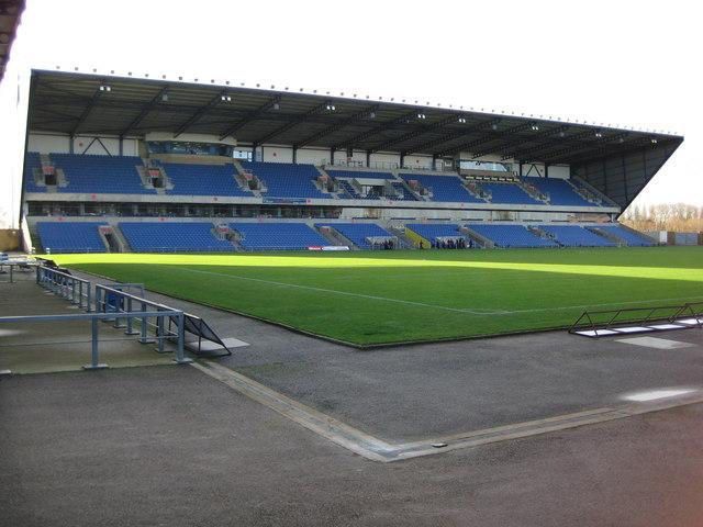 Oxford: The Kassam Stadium