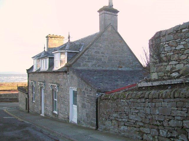 A Dwelling at Lossiemouth