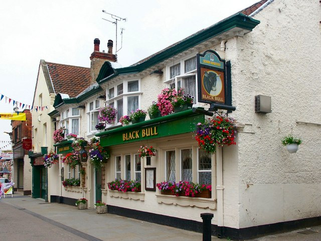 The Black Bull, Brigg