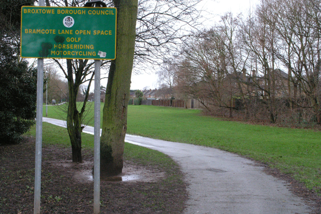 Bramcote Lane Open Space