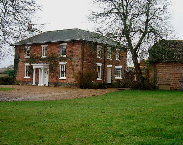 Barton Stacey -  Manor Farm House
