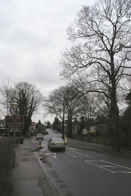Cator Lane, Chilwell