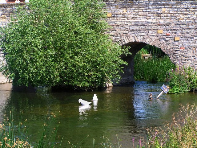 The Bridge at Bidford-on-Avon