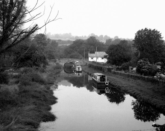 Upper Yard Bridge 115, Monmouthshire and Brecon Canal