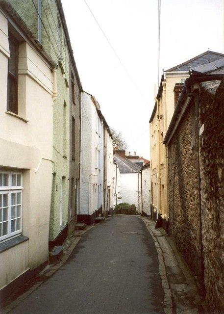Passage Street, Fowey