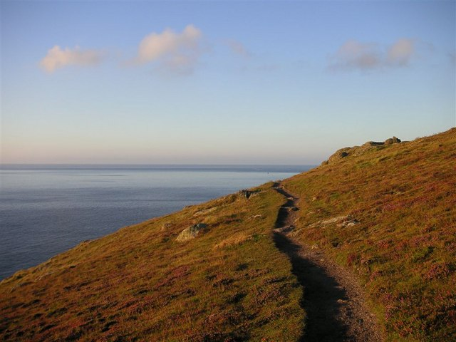 The path to Hella Point