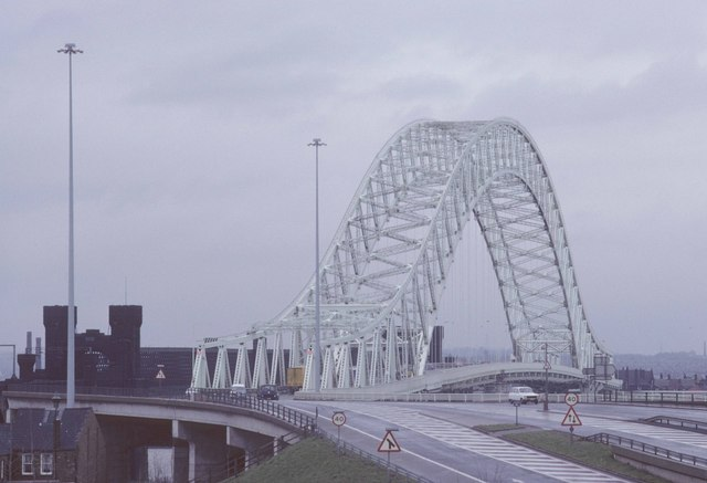 Runcorn Road Bridge
