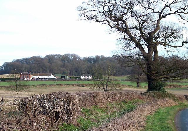Farmland, Ashwood, Staffordshire