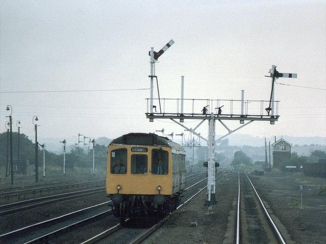 Railway Station, Barnetby