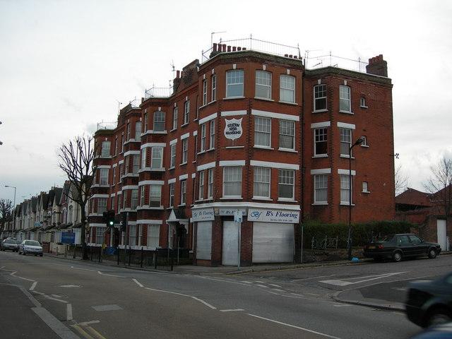 Station Mansions, Wightman Road, N8