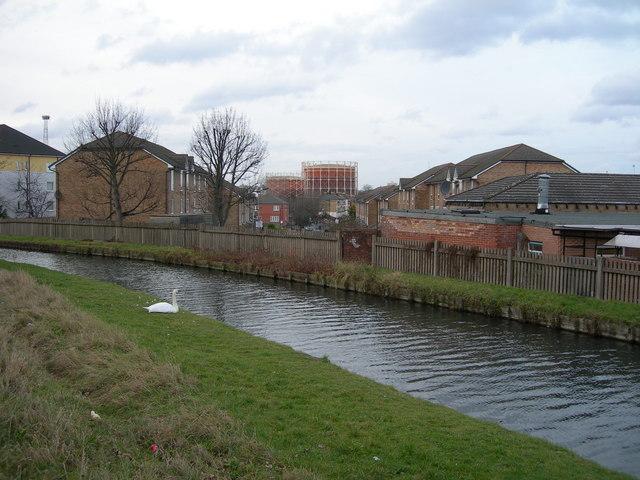 New River, Hornsey