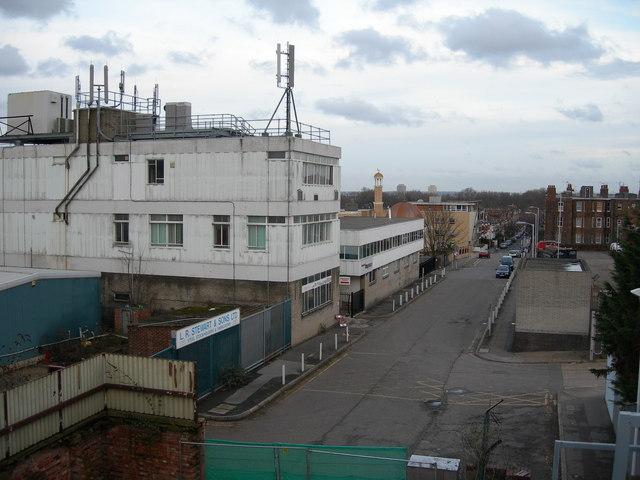 Hampden Road, N8 (2)