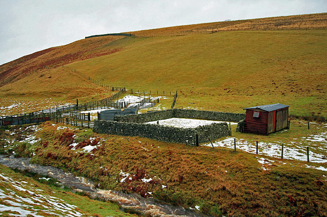 Sheepfold, Horseupcleugh