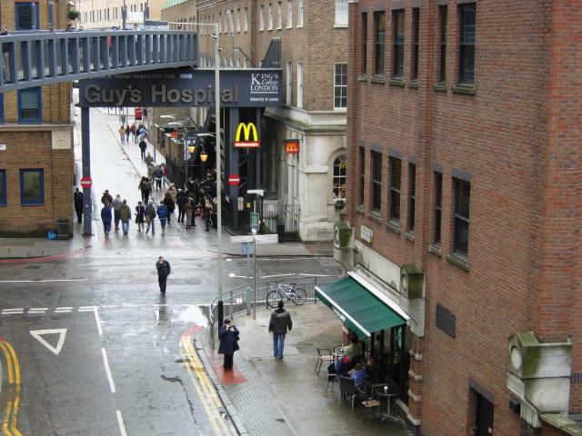 Joiner Street, London Bridge