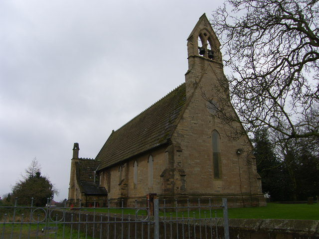 Church in Bilton