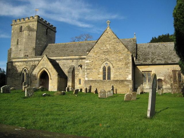 Horspath: St Giles Church