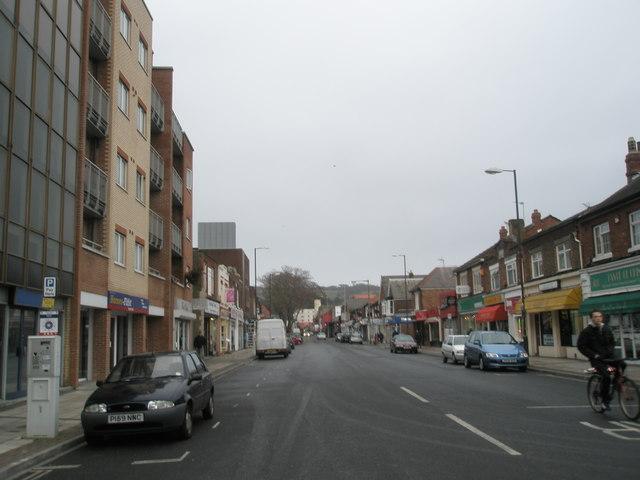 Cosham High Street