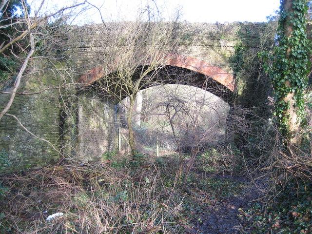 Horspath: Butts Road bridge