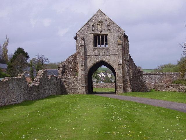 Cleeve Abbey, near Washford, Somerset.