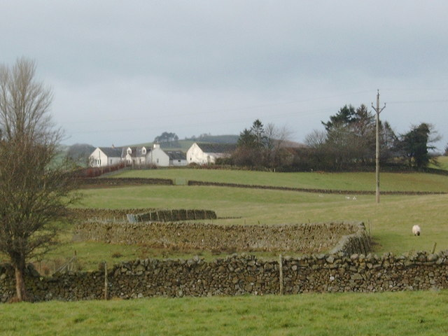 Fields at Boatrig