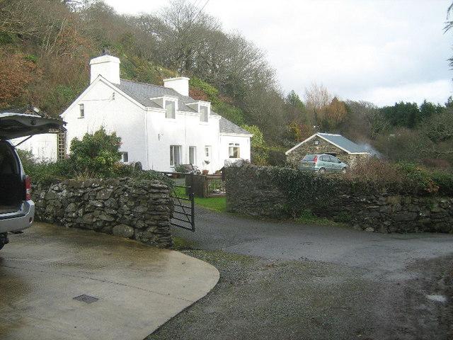 House at Bwlch Bryn