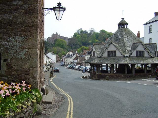Dunster, Somerset.