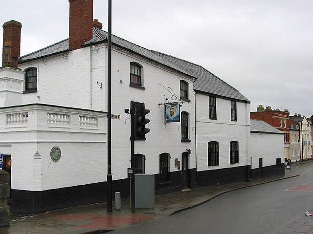 Saracen's Head, St. Martins Street, Hereford