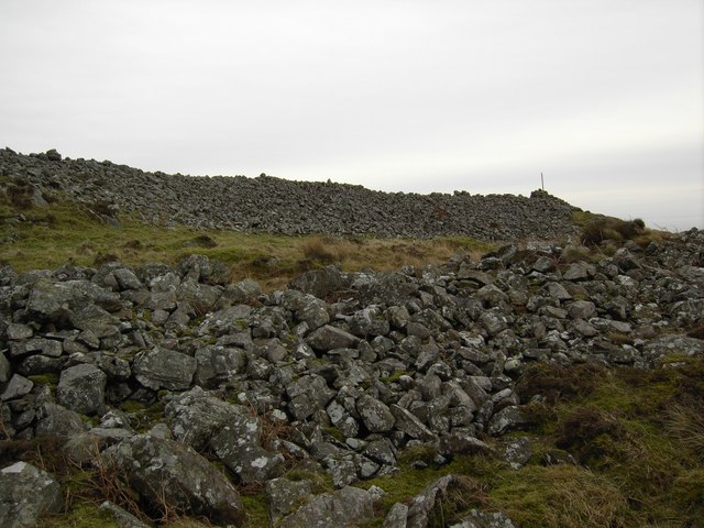 Hill fort.
