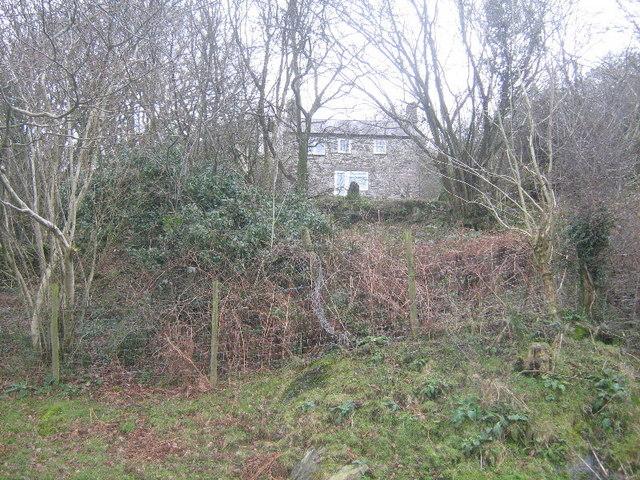 Hendre-henydd house