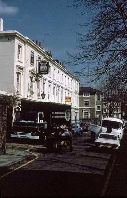 Warwick Place