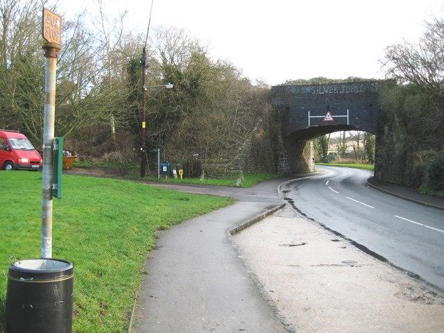 Horspath: Cuddesdon Road bridge