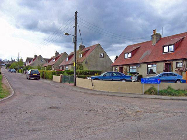 Quarryhill Road, Mid Anguston